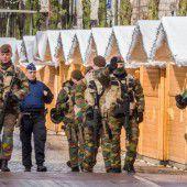 Anti-Terror-Einsatz im Zentrum von Brüssel