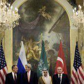 Ein Ringen in Wien um Syrien-Lösung