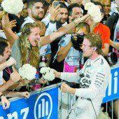 Rosberg macht Lust auf 2016