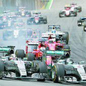 Rosberg holte sich Trostpreis ab