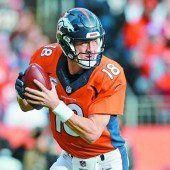 Manning mit einem Pass zum neuen Rekord