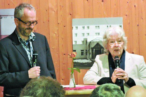 Pfr. Ralf Stoffers, Susanne Heine: Durch die Auseinandersetzung mit dem Islam das Christentum besser verstehen gelernt.