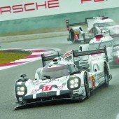 Porsche ist wieder Weltmeister