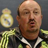 Real-Trainer Benitez kurz vor der Entlassung