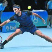 Federer beendete Djokovics Siegserie