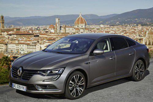 Rückkehr in die gehobene Mittelklasse: Die VN sind das neue Renault-Flaggschiff, den Talisman, gefahren.