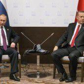 Kreml will die Türkei bestrafen