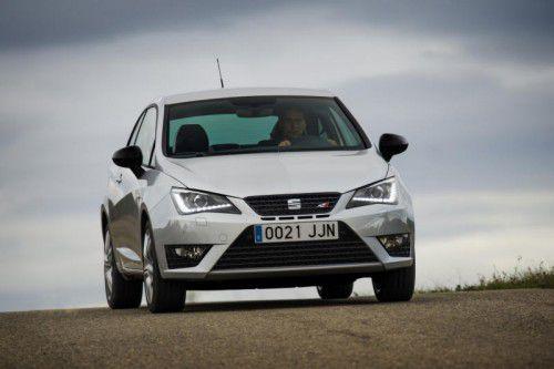 """Seat Ibiza Cupra: kleiner, leichter ,,Stadtwagen"""" mit Endgeschwindigkeit 235."""