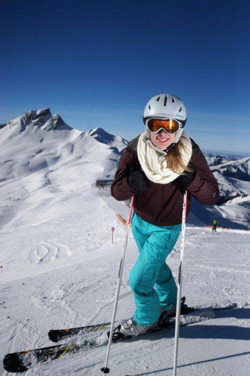 Skifahren zählt bei vielen zu den liebsten Winteraktivitäten. Vorarlbergs Skigebiete haben hier einiges zu bieten.