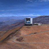 Spatenstich für größtes Teleskop der Welt