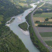 Zähmung des Rheins ist beschlossene Sache