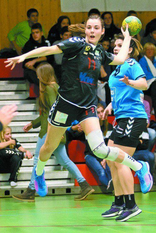 SSV-Top-Goalgetterin Fabienne Tomasini (33 Saisontreffer) fehlt in den nächsten vier Wochen wegen eines Auslandsaufenthaltes.