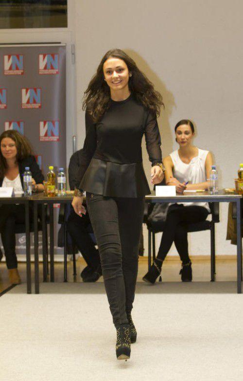 Suzana aus Lustenau wurde in diesem Jahr zur Vizemiss gekürt. Am Freitag sitzt sie in der Casting-Jury.