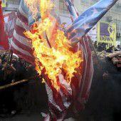 Tag des Kampfes gegen globale Arroganz im Iran