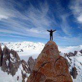 Faszination des Kletterns in Fels und Eis