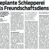 Freispruch von Schleuser-Anklage