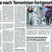 Politiker für Terror mitverantwortlich