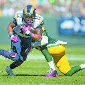 Schussattentat auf NFL-Profi Stedman Bailey