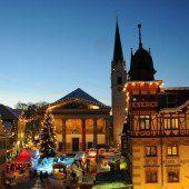 Verzaubernde Weihnachtsmärkte