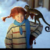 Will nicht nur Pippi sein