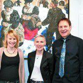 Vorarlberger Kunst im Fokus der Ausstellung