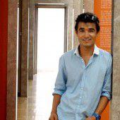 Ein junger Afghane mischt Kunstszene auf
