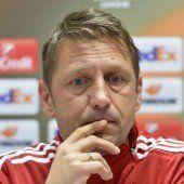 Rapids Trainer ist international auch gefragt