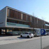 Eine Raiffeisenbank in Rankweil und Feldkirch