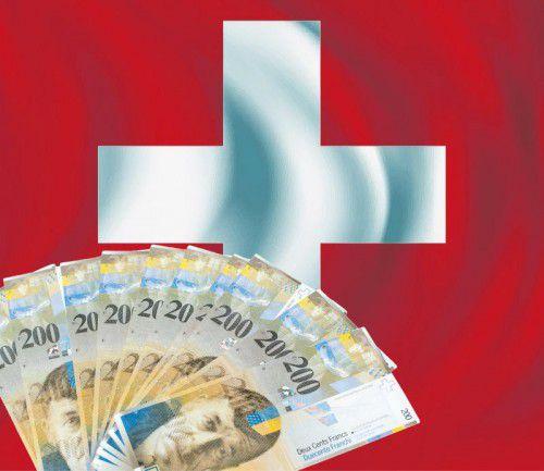 44 Millionen Franken befinden sich auf 2600 Konten, deren Besitzer nicht kontaktierbar sind.