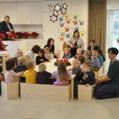 Klaus: Neue Räume für Kleinkinderbetreuung