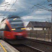 Lärmschutz: Nur wenige Bahnkilometer fehlen