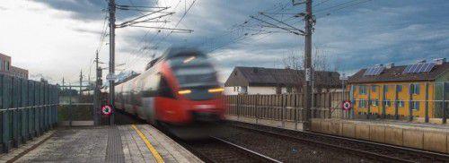 Das Land Vorarlberg wurde gestern im Verkehrsministerium mit umfangreichen Infrastrukturforderungen – darunter mehrere Bahnprojekte – vorstellig.vn/Steurer