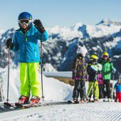 Skigebiet Golm startet in die Wintersaison