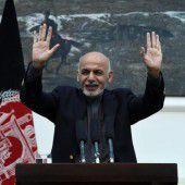 Gespräche mit den Taliban