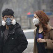 Erneut dichter Smog in Peking