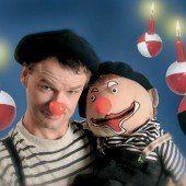 Weihnachten mit Clown Dido