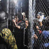 Streit um Schutz der Grenzen