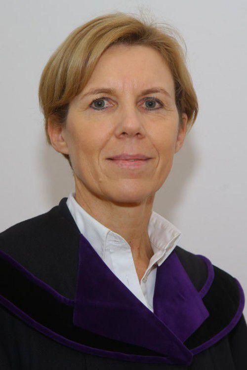 Angelika Prechtl-Marte tritt Ratz-Nachfolge an.