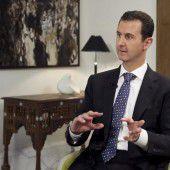 Assad zeigt sich für Verhandlungen mit der syrischen Opposition bereit