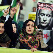 Streit zwischen Putin und Erdogan eskaliert