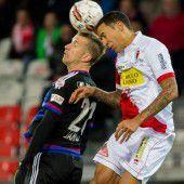 Basel scheitert beim FC Sion