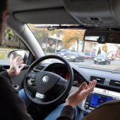 Hochautomatisiertes Fahren bis 2020