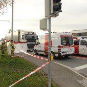 Seit zehn Jahren die wenigsten tödlichen Unfälle in Vorarlberg