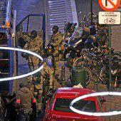 Fünf Festnahmen bei Razzien in Brüssel