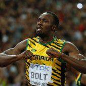 Usain Bolt und Serena Williams