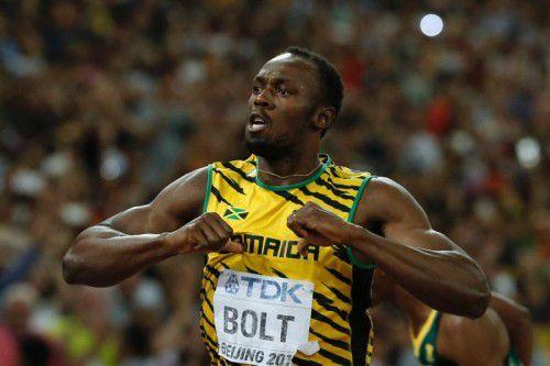 Bolt wurde zum vierten Mal Champion der Champions.