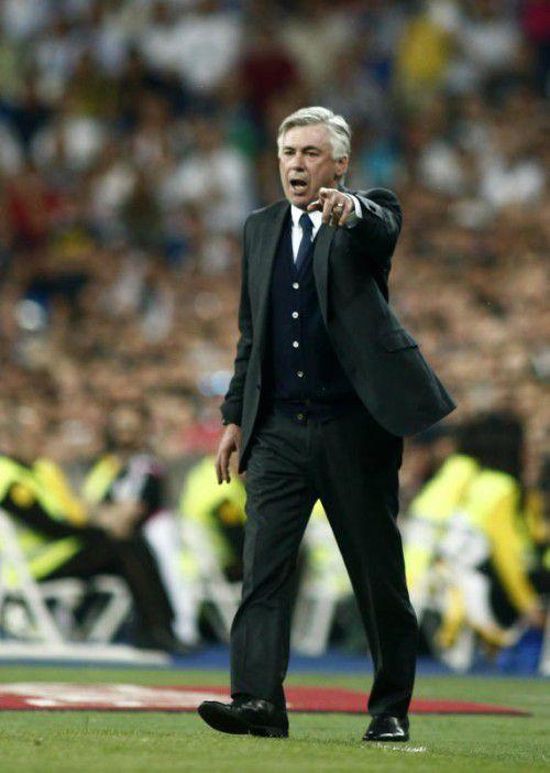 Carlo Ancelotti gilt als Trainer, der sehr gut mit den Stars in einer Mannschaft umgehen kann.