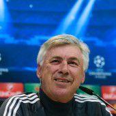 Ancelotti steht beim FC Bayern ante portas