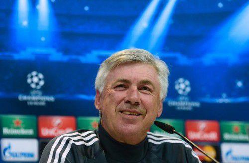 Carlo Ancelotti soll Trainer beim FC Bayern werden.
