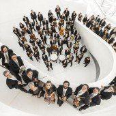 Symphonieorchester Vorarlberg mit Dirigentenwechsel